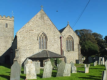 St Peter's Parish Church and Graveyard