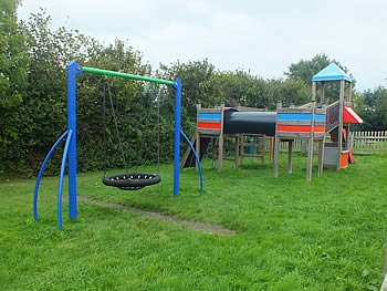 Playground at Tews Lane