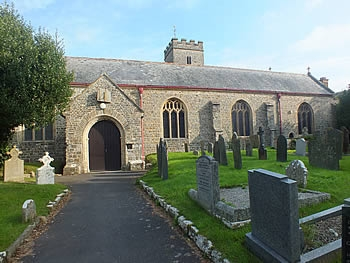 St Peter's Parish Church, Fremington