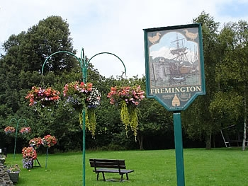 Fremington Village Green